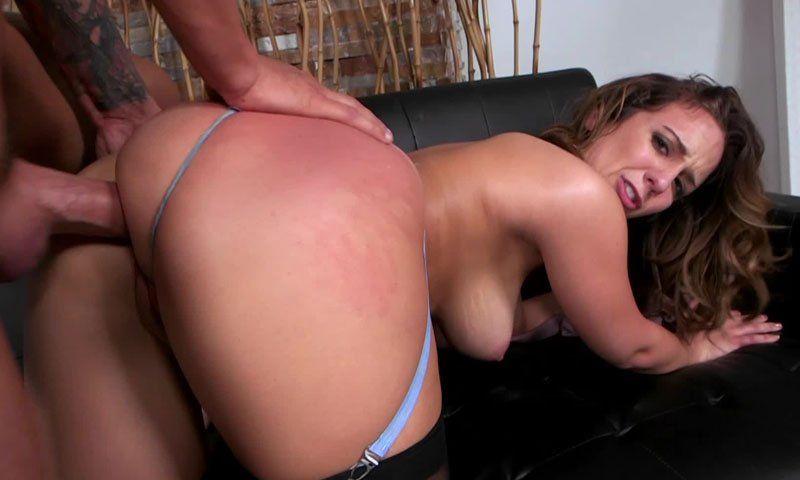 Layla london anal