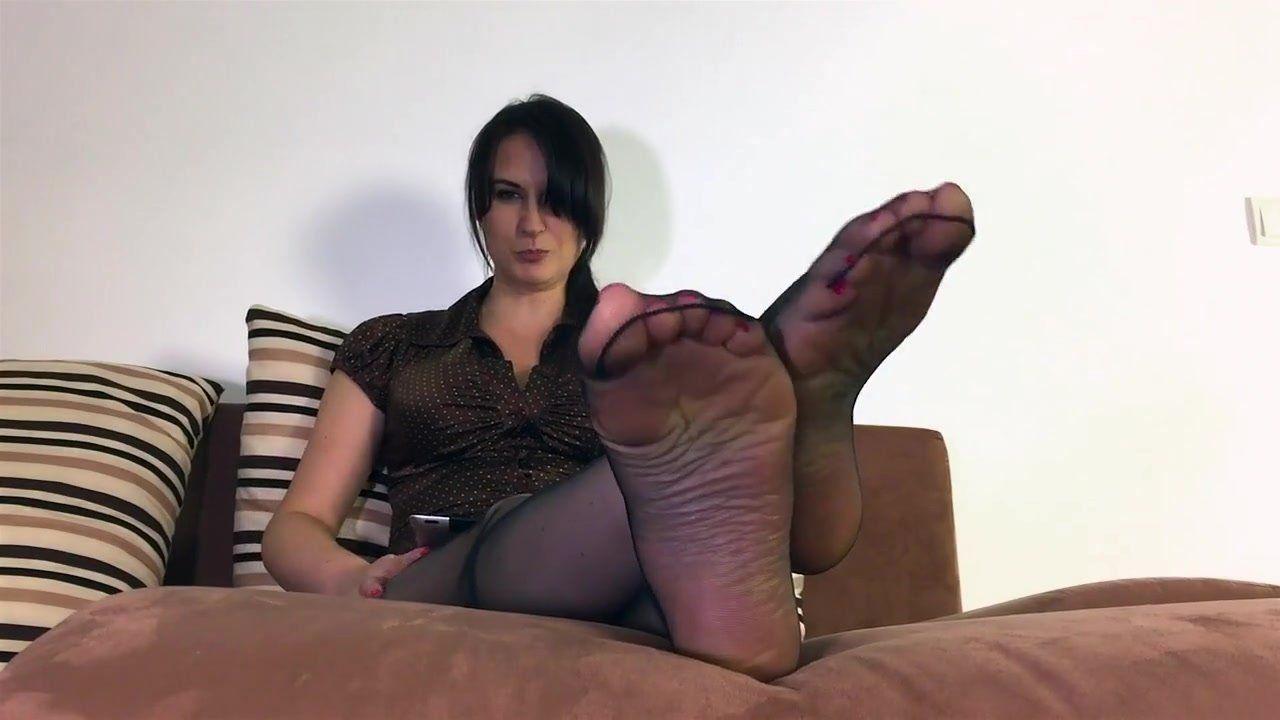 Foot Nylon Porn