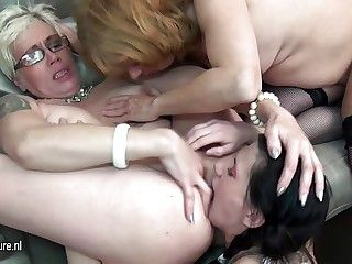 Vielles Lesbienes